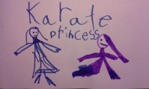 karate princess