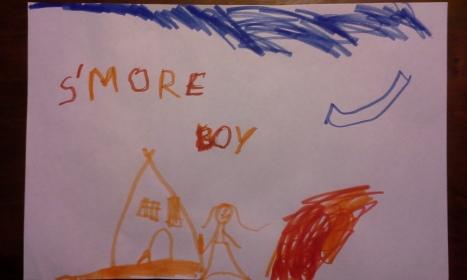 s'more boy